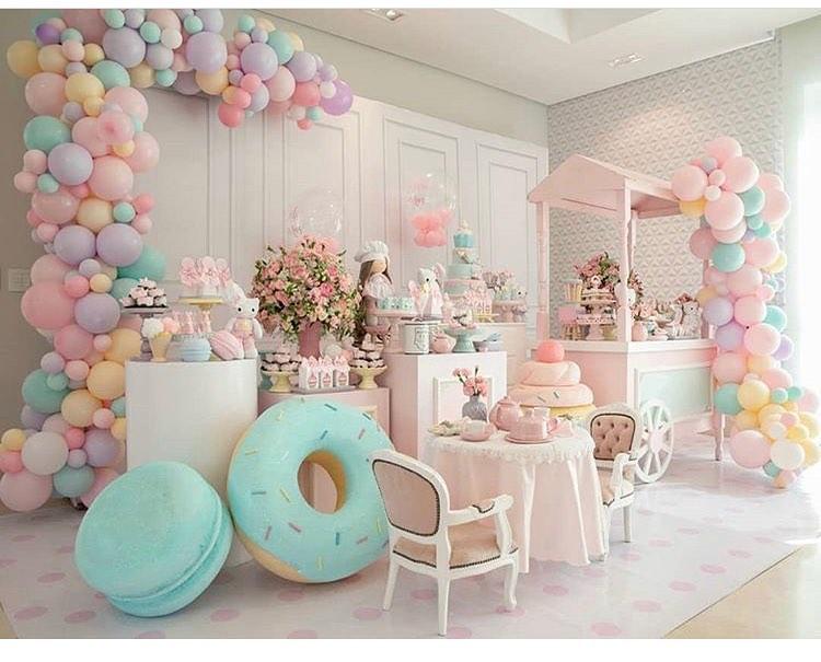Ideas de novedades en fiestas infantiles
