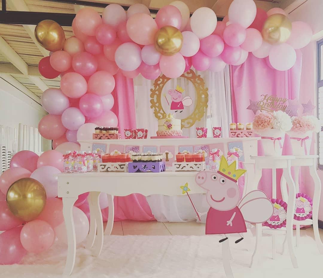 Ideas para decorar fiesta infantil de peppa pig
