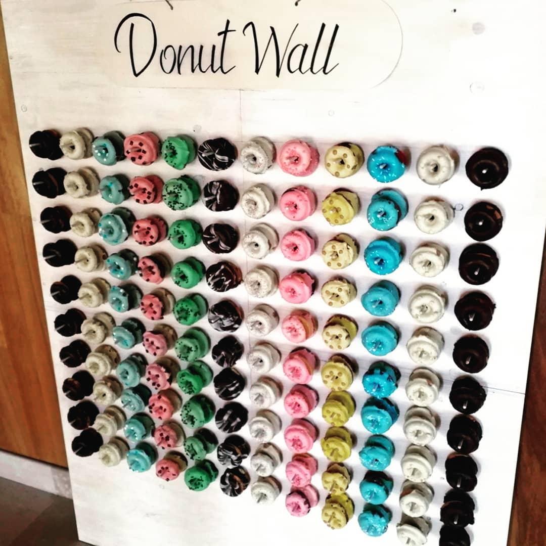 Muros de donas