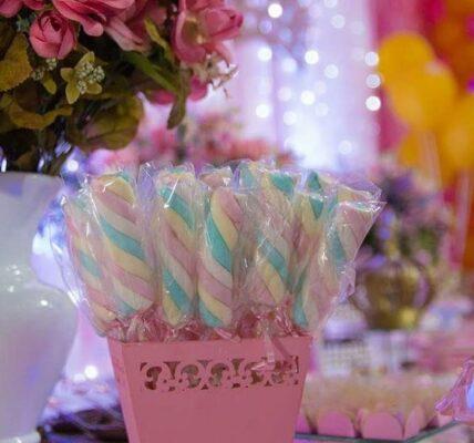 Ideas de recuerditos comestibles para entregar en una fiesta