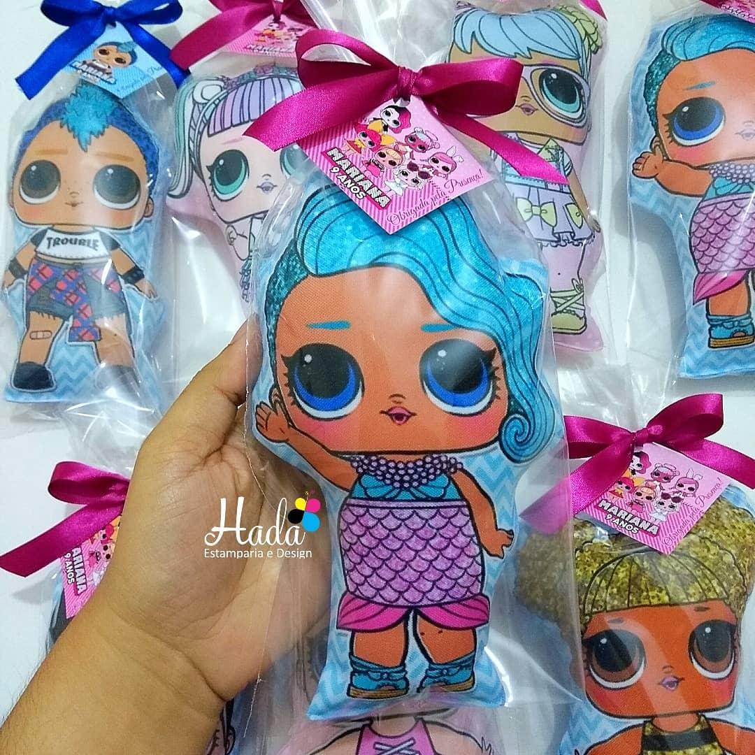 almohadas tematicas personalizadas para regalar en fiestas infantiles