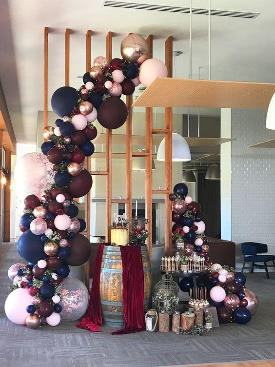 decoracion para una fiesta tematica de charros para xv años