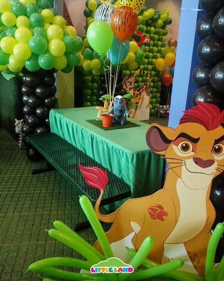 Fiesta del rey león