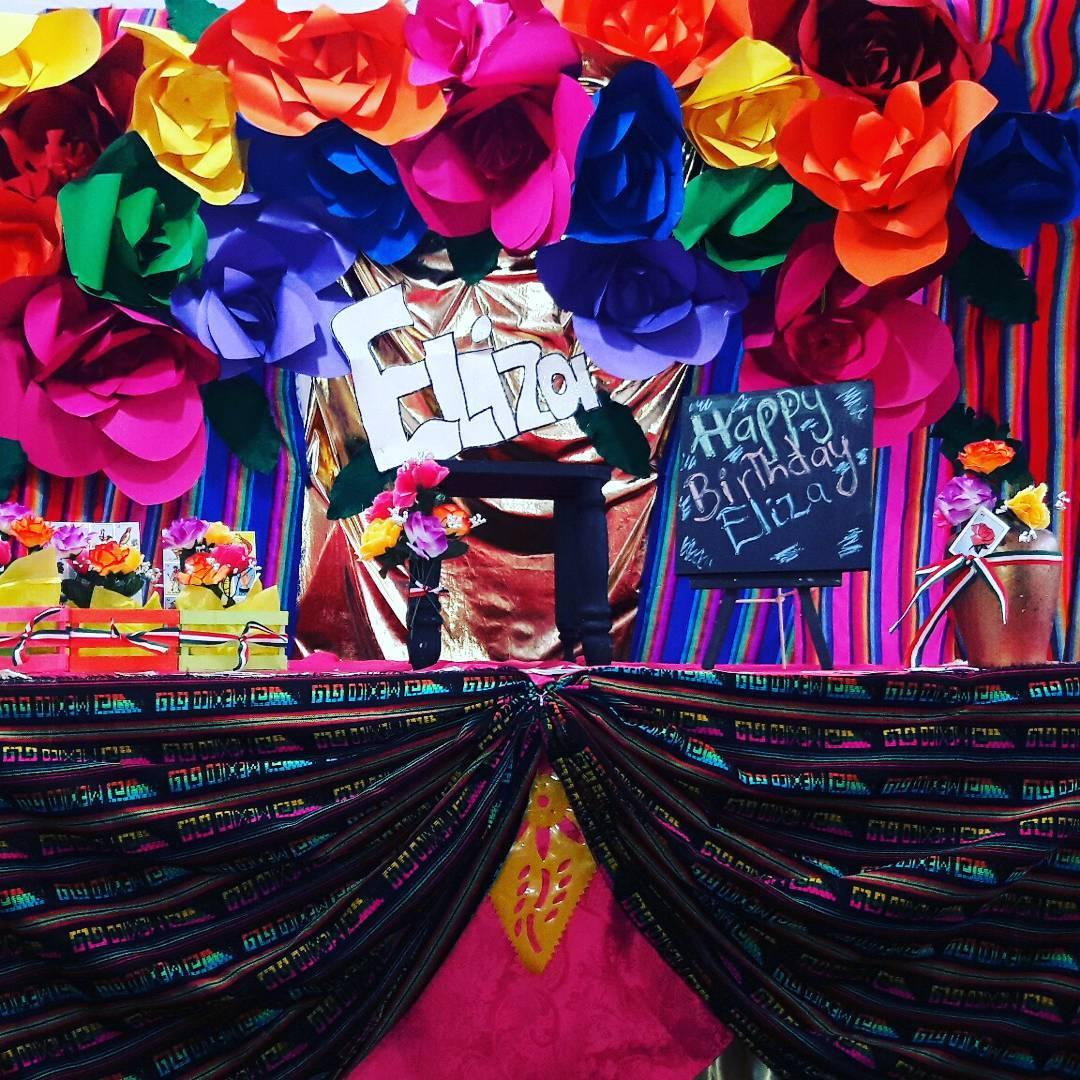 Ideas como organizar una fiesta mexicana