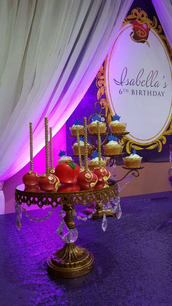 mesa de dulces para fiesta de decendientes