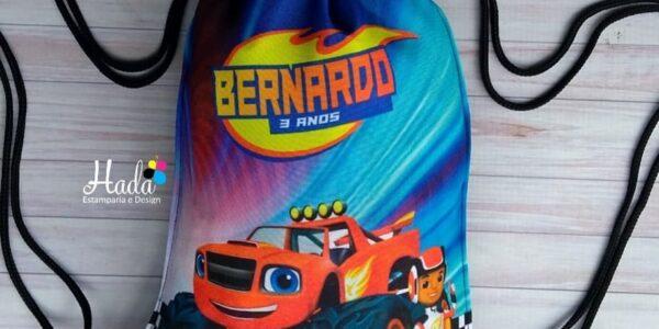 mochilas tematicas para regalar dulces en fiestas infantiles