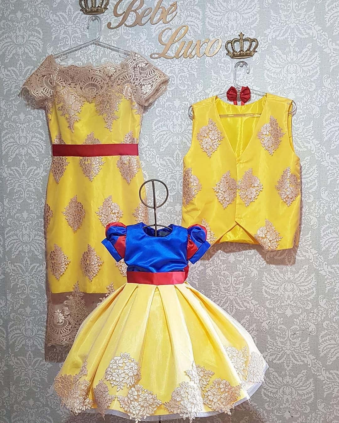 Vestidos elegantes para niñas de personajes de Disney