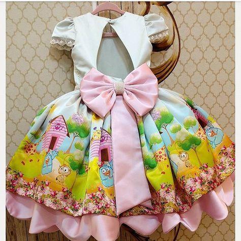 vestido personalizado de la gallina pintadita