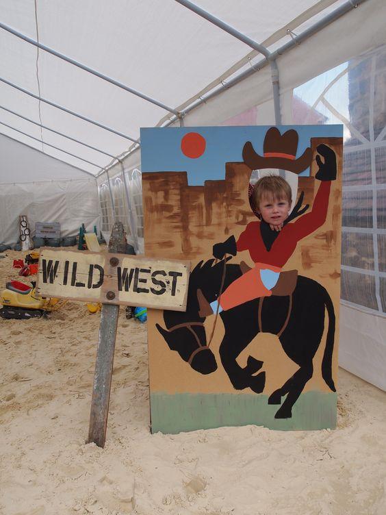 backdrops de fiesta de caballos