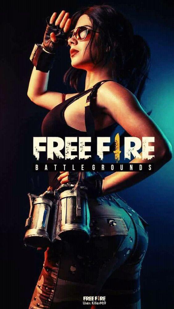 backdrops para fiesta de free fire