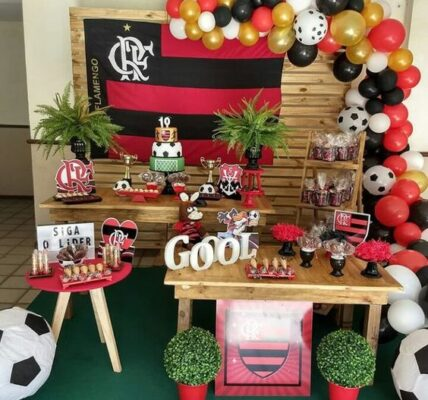 Backdrops para fiesta de riverplate