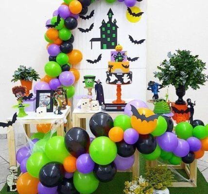 como organizar una fiesta tematica de halloween