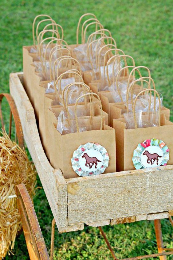 dulceros de caballos