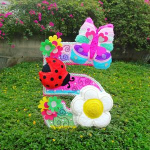 Imágenes de piñatas para niñas