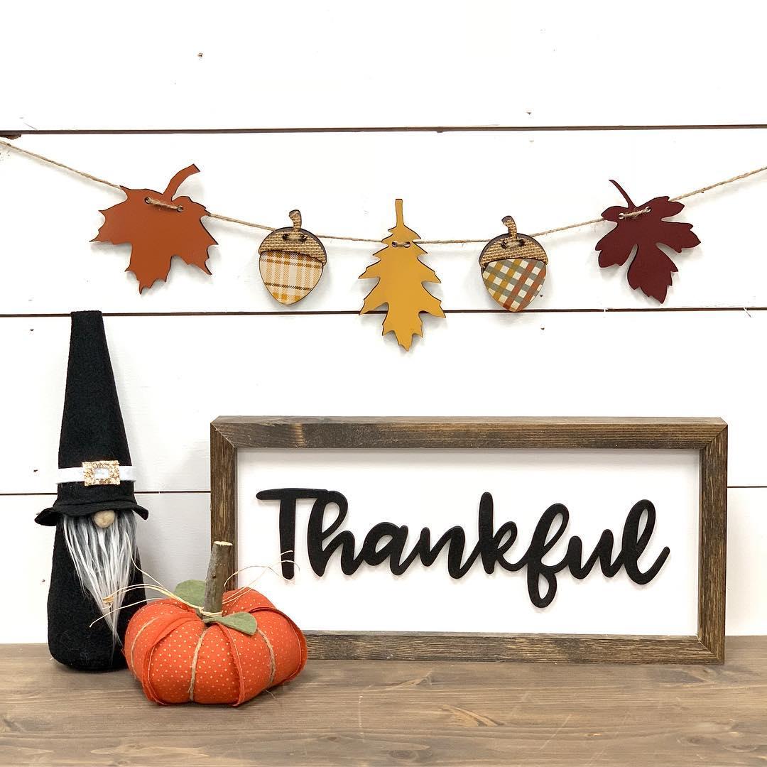 manualidades para thanksgiving