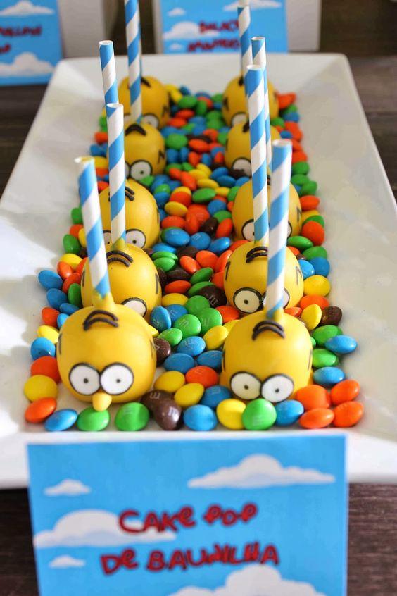 mesa de dulces para quince años de hombre