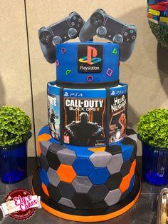 pastel para fiesta de 15 anos de hombre