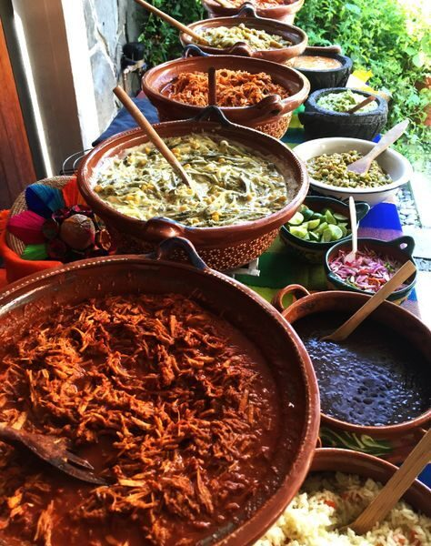 platillos mexicanos para fiestas y eventos