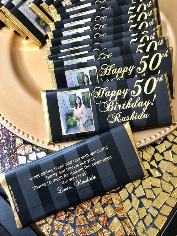 Accesorios para fiesta de 50 años