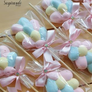 Crea hermosos souvenirs o postres para el candy bar