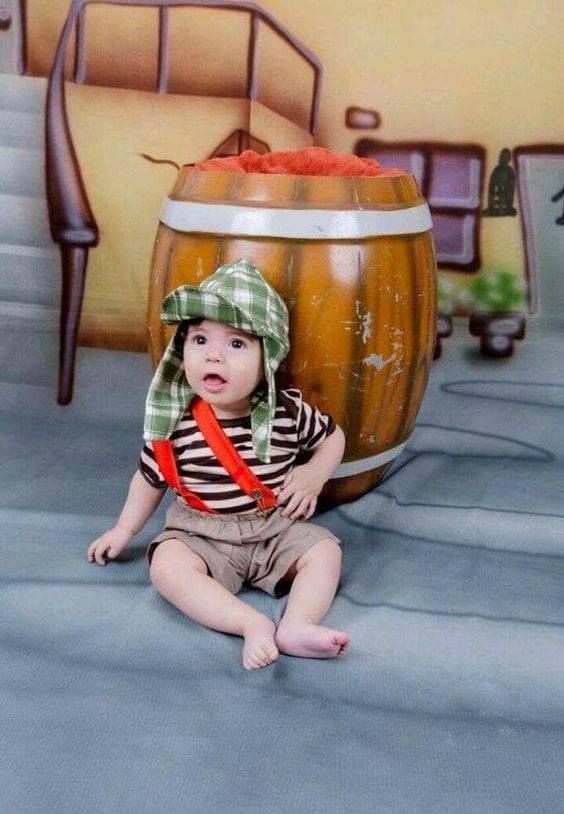 Disfraces para fiesta infantil de niños