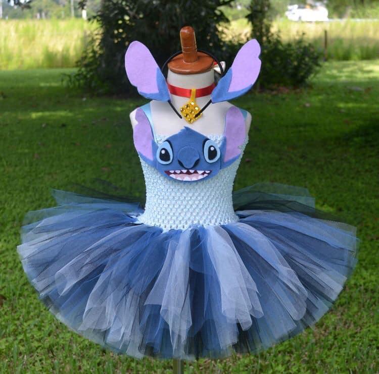 Disfraz para fiesta de lilo stich