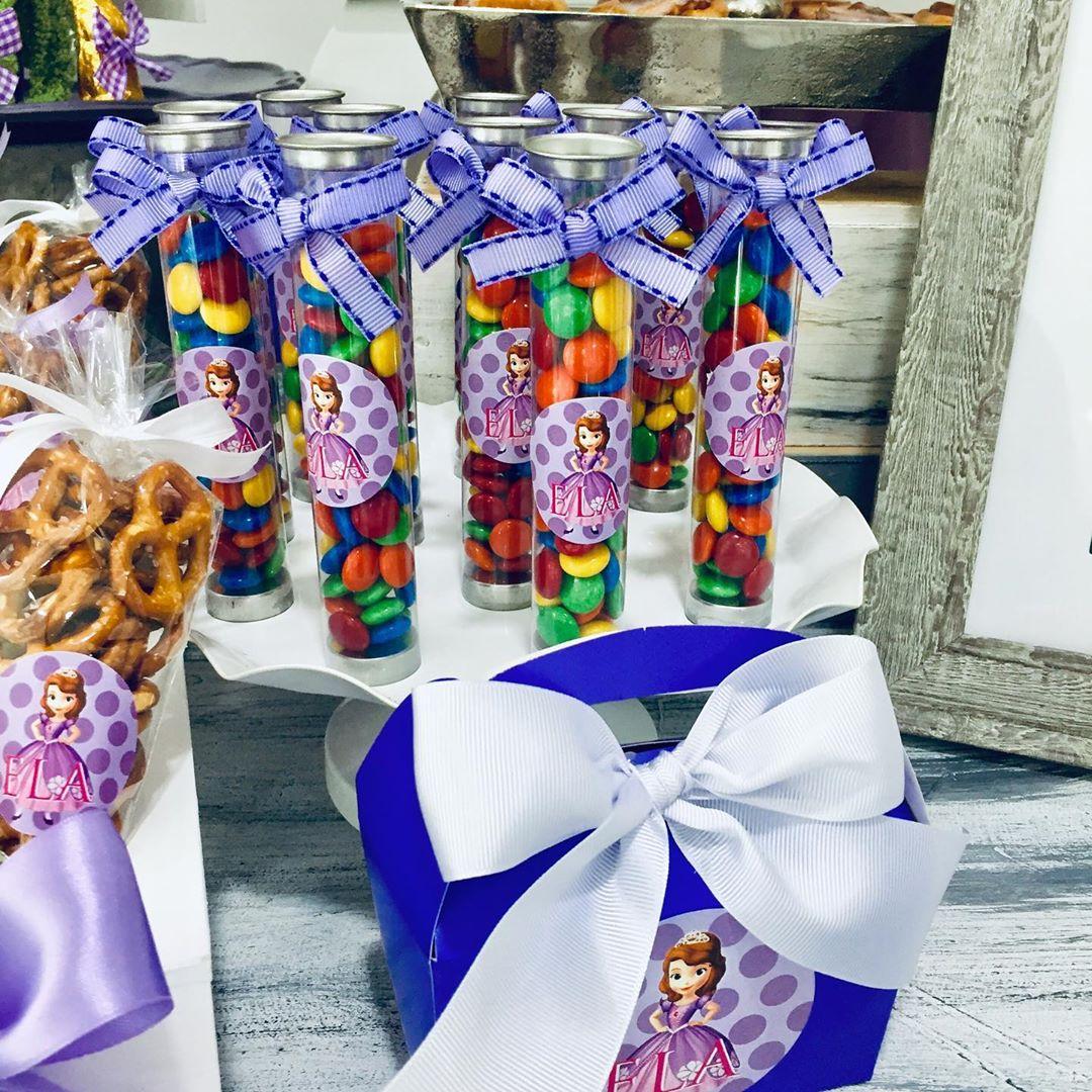 edita las fotos del candy bar para que luzcan perfectas