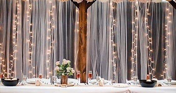Ideas de decoracion para bodas