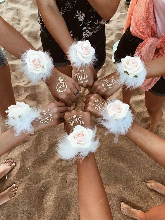 Ideas para festejar tu despedida de soltera en la playa