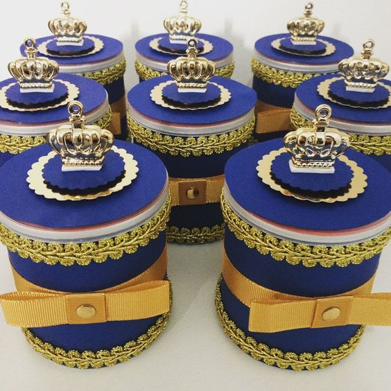 Preciosas cajitas para tu mesa de postres