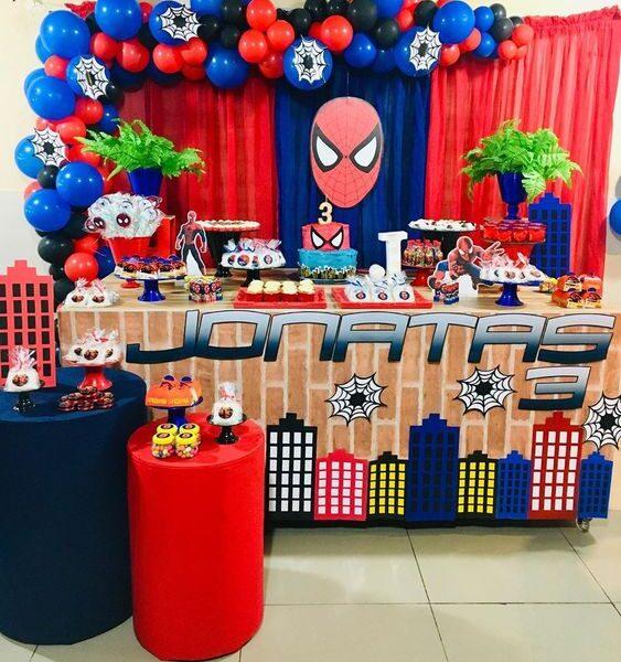 temas para fiestas para niños por edad