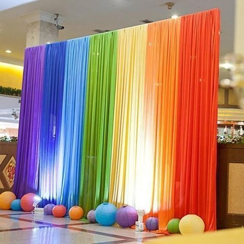 backdrops para fiesta de junior express
