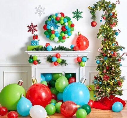 como organizar la fiesta de noche buena y navidad