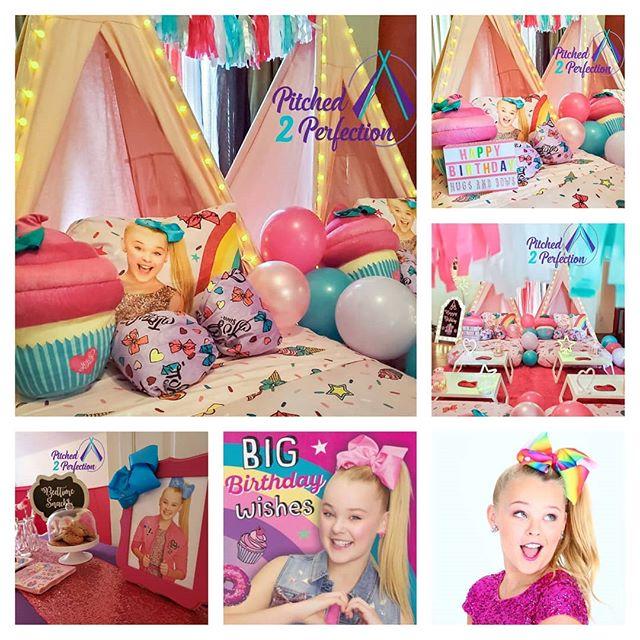 ideas para decorar una fiesta de un cumpleaños de jojo siwa