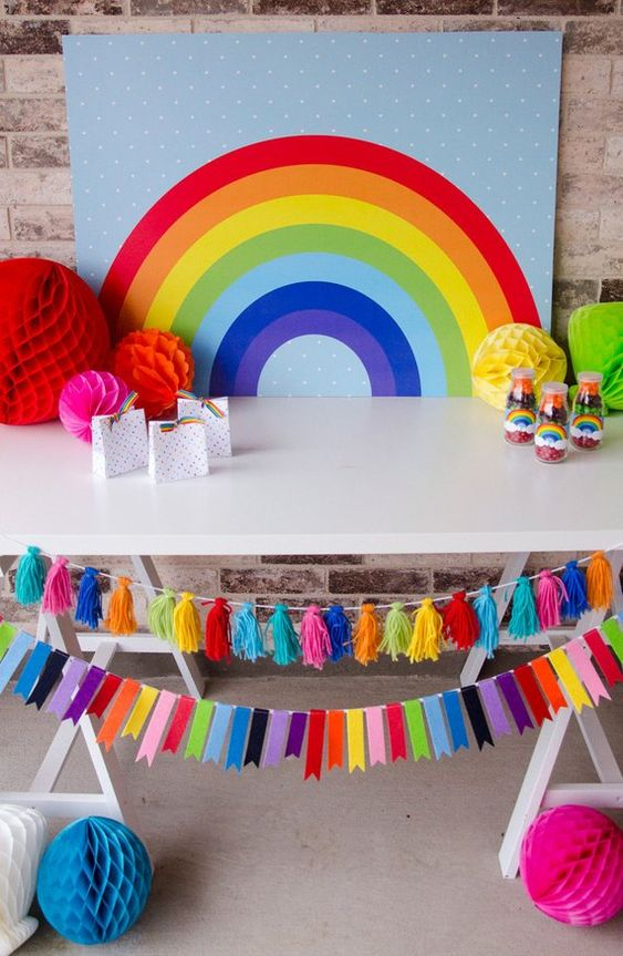 ideas para decorar una fiesta de una de junior express