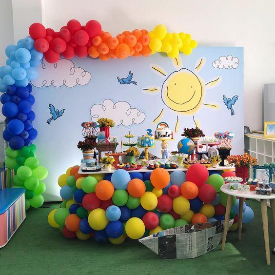 ideas para fiesta de clausuras preescolar