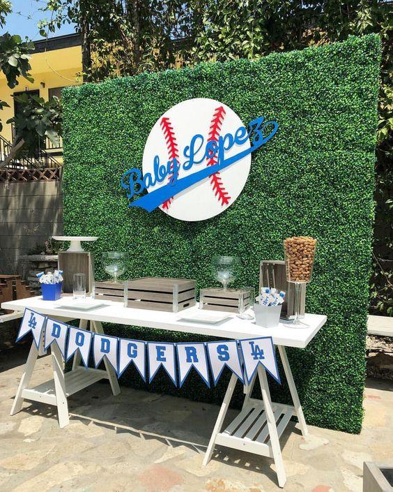 ideas para fiesta tematica de beisbol