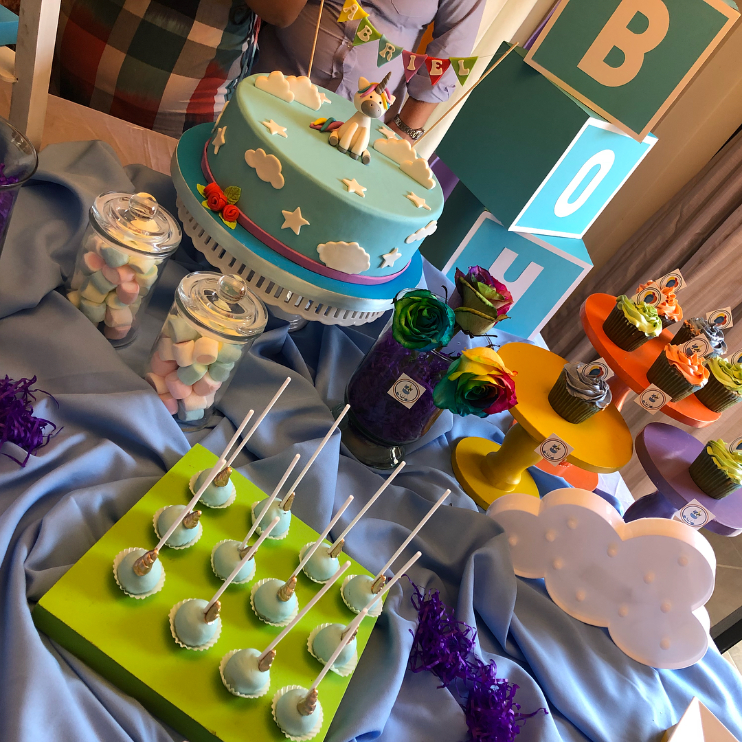 ideas tematicas para una fiesta de unicornio de niño