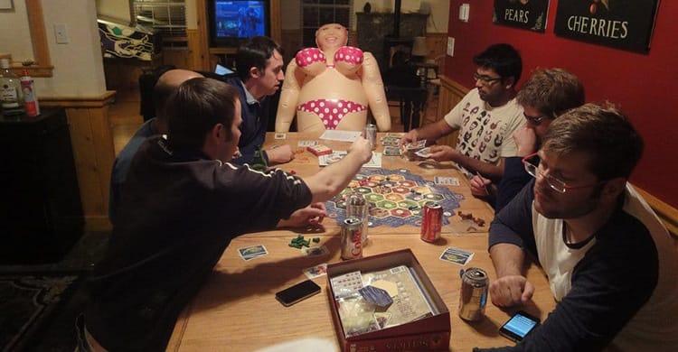 juegos para una despedida de soltero