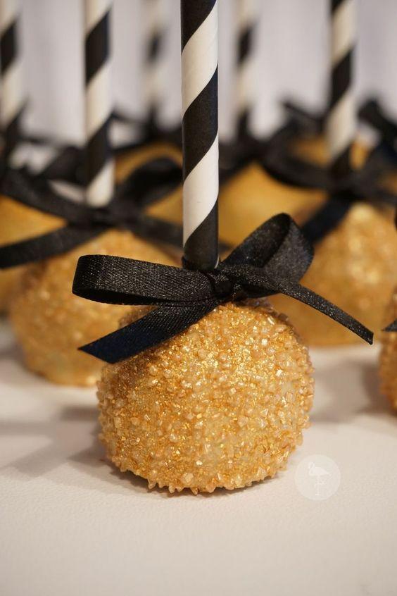 paso a paso para mesas de dulces para fiesta de fin de año