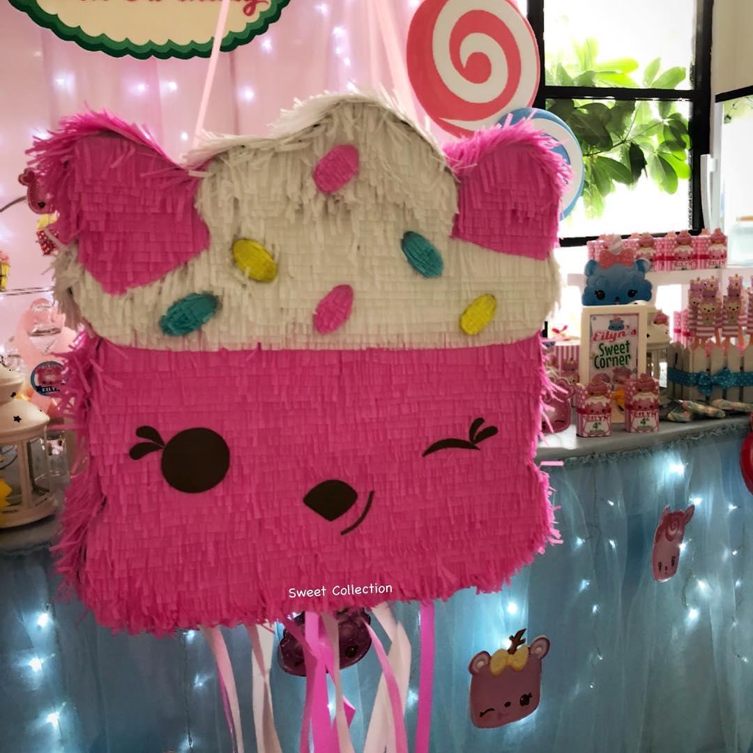 piñata para un cumpleaños de num noms