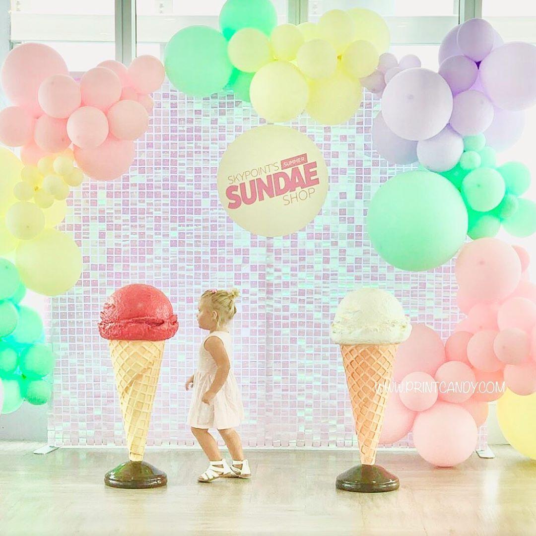 backdrops para fiesta infantil candyland