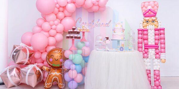 Fiesta infantil tematica de candy land