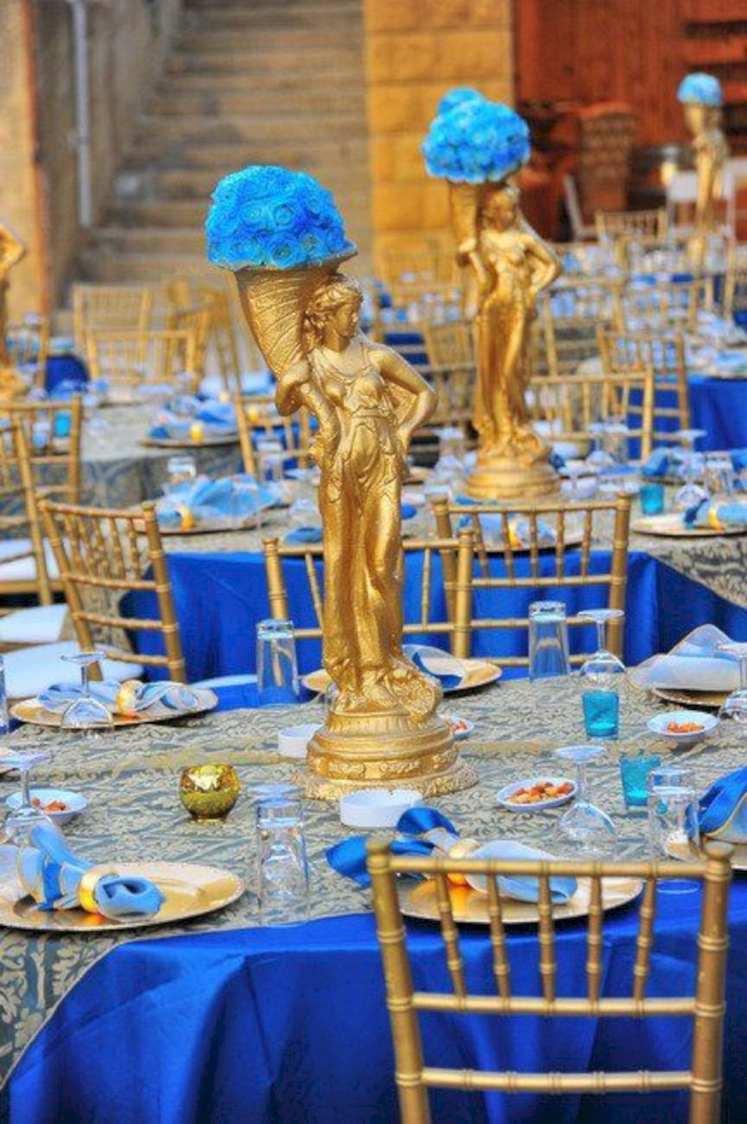Ideas para decorar una fiesta de la antigua Grecia