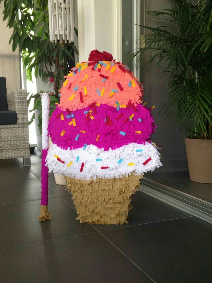 piñatas para fiesta infantil candy land