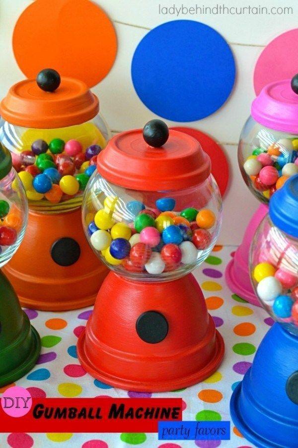 recuerdos para fiesta infantil candy land