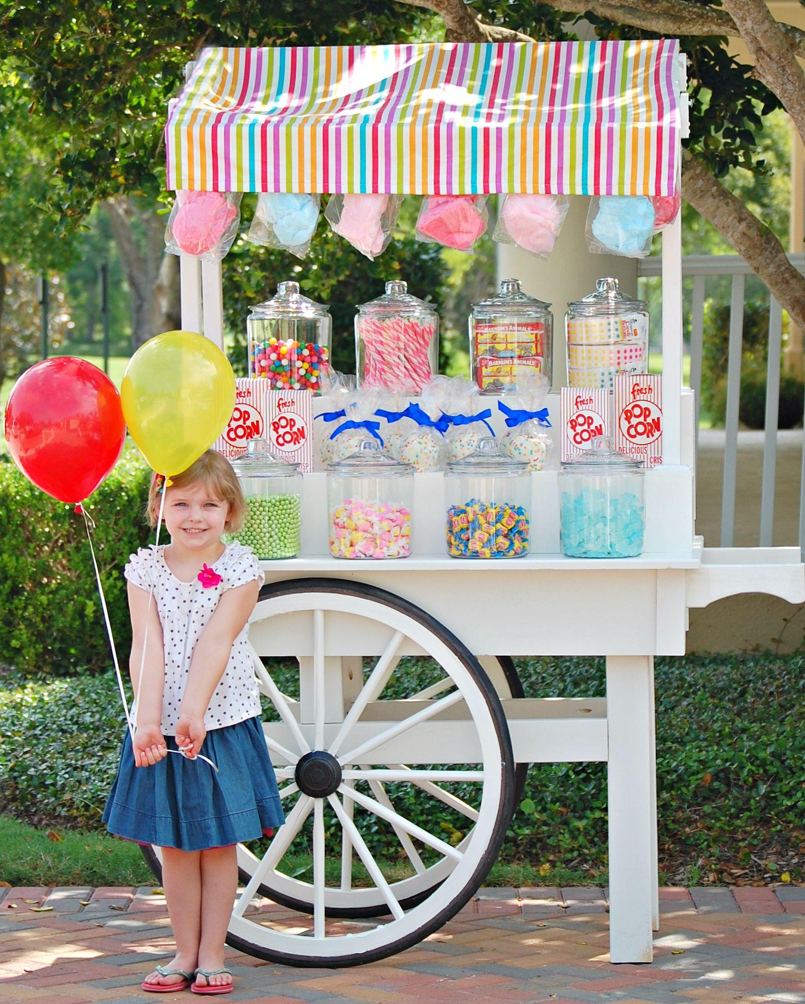 Tiendita de caramelos y dulces