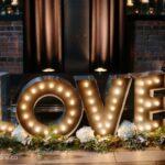 Decoraciones modernas para bodas 2021