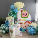 Ideas de decoración para fiestas infantiles modernas