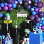 Ideas de decoración para una fiesta gamer